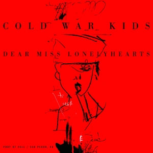 Cold War Kids - Dear Miss Lonelyhearts Cover Art